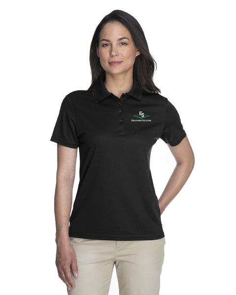 Women's Short-Sleeve Polo