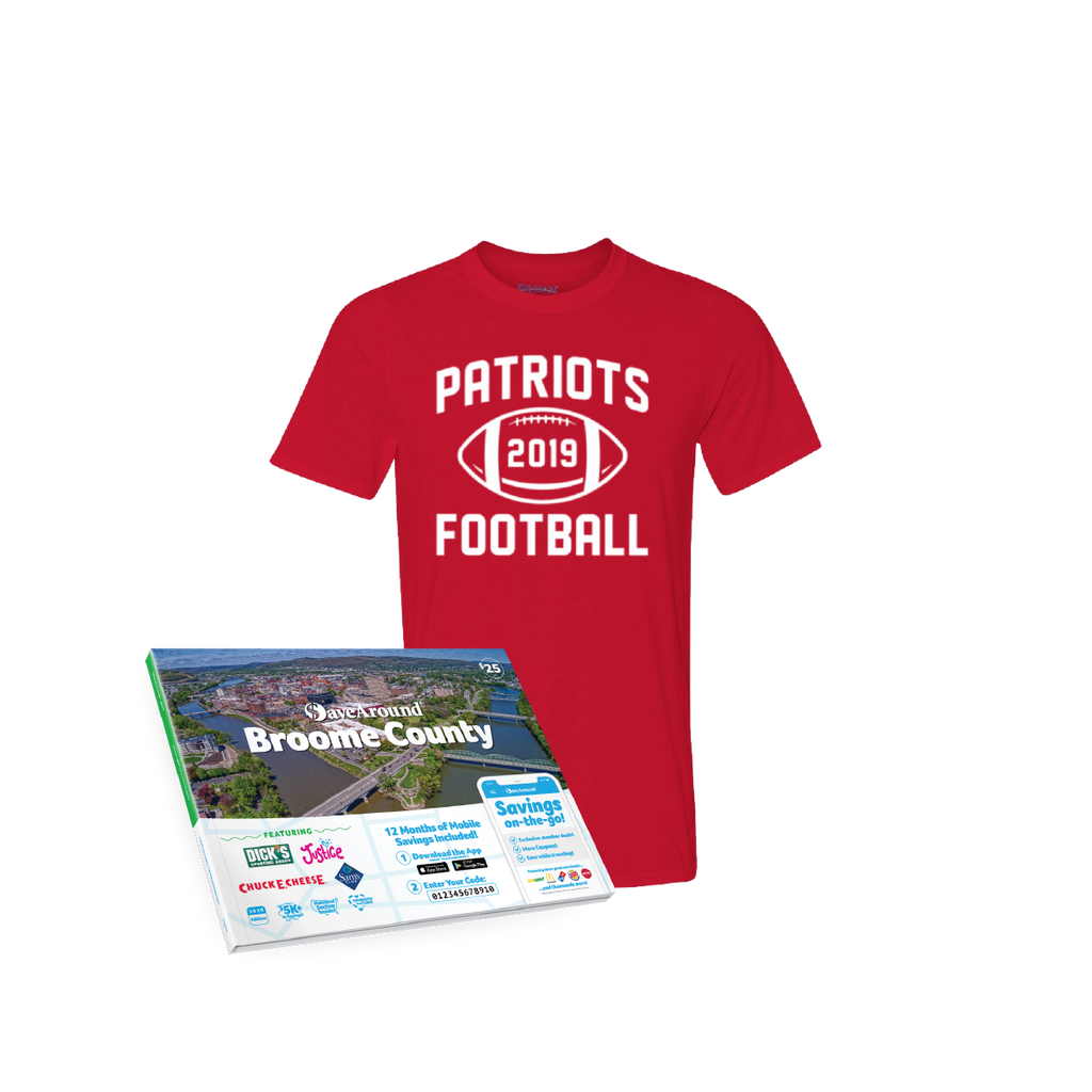 Patriots Football Package A