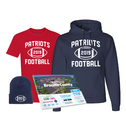 Patriots Football Package B