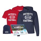 Patriots Football Package C