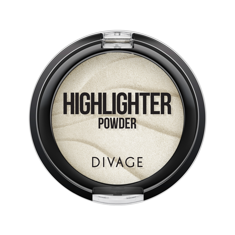HIGHLIGHTER COMPACT POWDER - Divage Milano