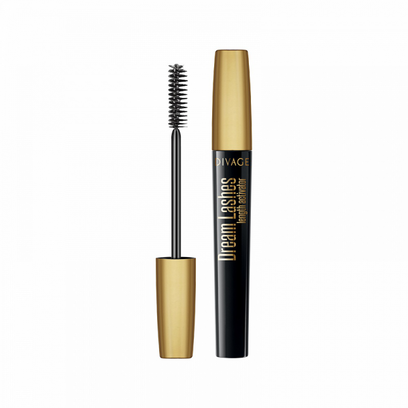 DREAM LASHES MASCARA - Divage Milano