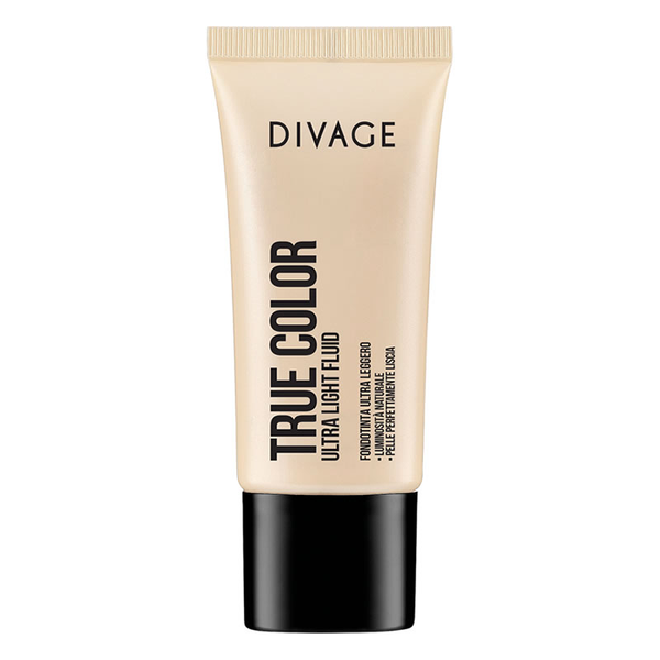 TRUE COLOR ULTRA LIGHT FOUNDATION - Divage Milano