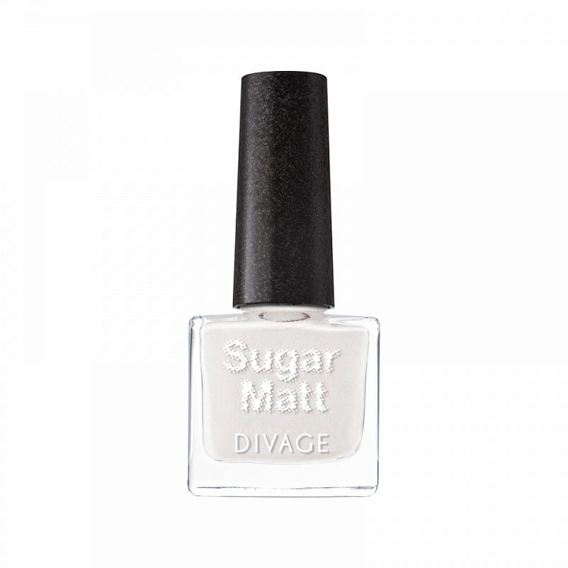 SUGAR MATT NAIL POLISH - Divage Milano