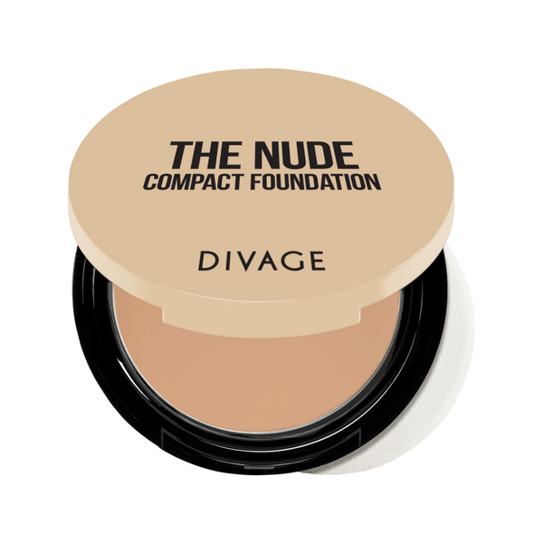 THE NUDE COMPACT FOUNDATION - Divage Milano