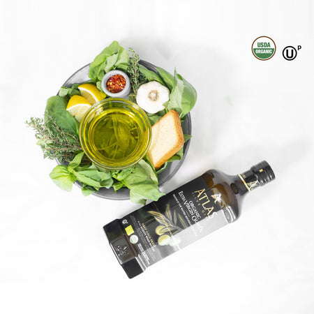 ATLAS Moroccan organic olive oil used by Best Chefs in the world: soft and delicious!
