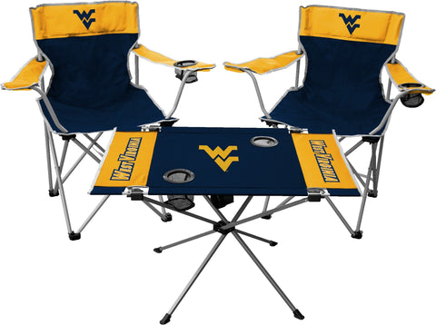 West Virginia Mountaineers Tailgate Kit