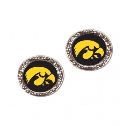Iowa Hawkeyes Earrings