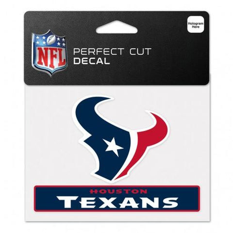 Houston Texans Decal