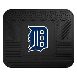 Detroit Tigers Car Mat Heavy Duty Vinyl Rear Seat