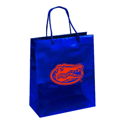 Florida Gators Gift Bag - Elegant Foil
