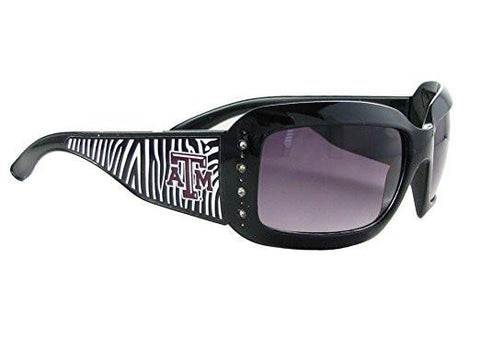 Texas A&M Aggies Womens Zebra Sunglasses