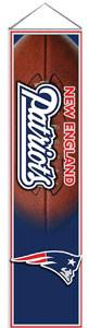 "New England Patriots Marquee Banner - 56""x14"""