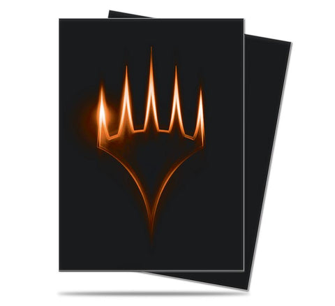 Magic Deck Protector - Plainswalker Symbol