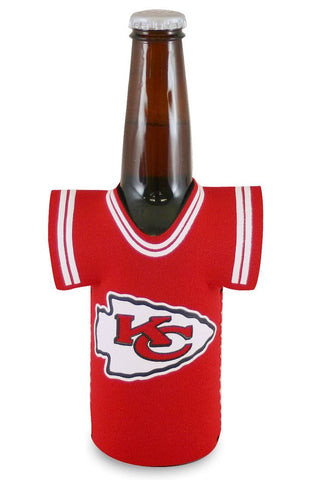 Kansas City Chiefs Bottle Jersey Holder