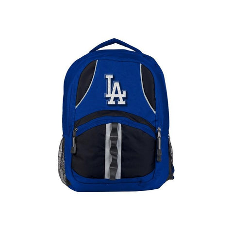 Los Angeles Dodgers Backpack Captain Style Navy and Black