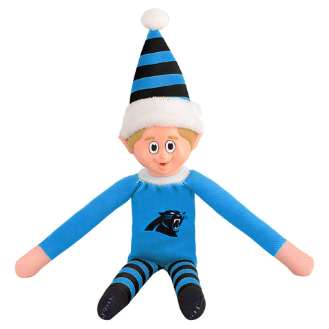 Carolina Panthers Plush Elf