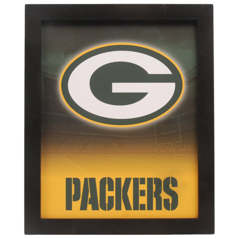 Green Bay Packers Sign Light Up Wall Style