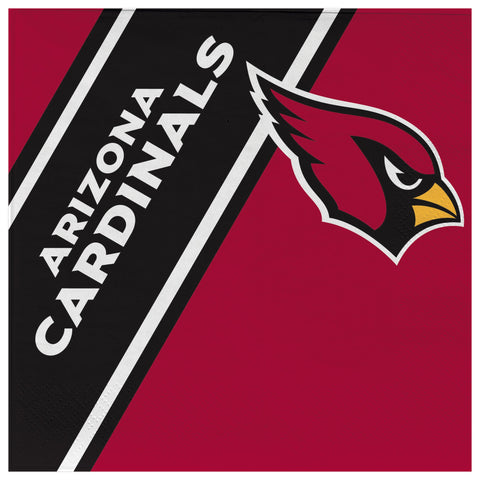 Arizona Cardinals Disposable Napkins