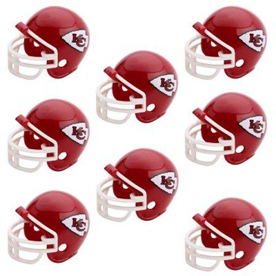 Kansas City Chiefs Team Helmet Party Pack