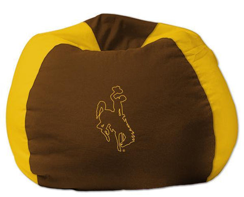"Wyoming Cowboys NCAA 102"" Bean Bag Chair"