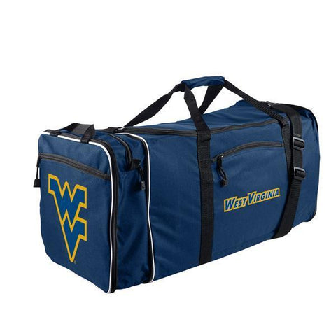 West Virginia Mountaineers Steal Duffel Bag