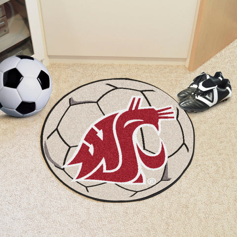 "Washington State Soccer Ball 27"" diameter"