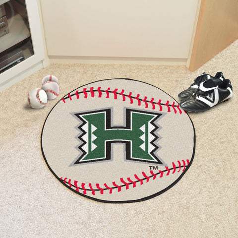 "Hawaii Baseball Mat 27"" diameter"