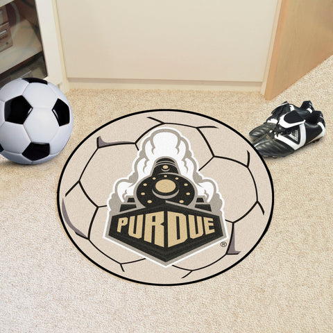 "Purdue 'Train' Soccer Ball 27"" diameter"