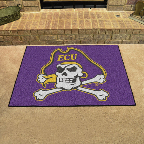 "East Carolina All-Star Mat 33.75""x42.5"""