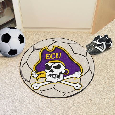 "East Carolina Soccer Ball 27"" diameter"
