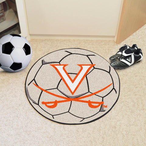 "Virginia Soccer Ball 27"" diameter"