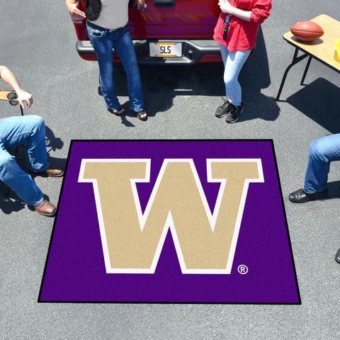 Washington Tailgater Rug 5'x6'