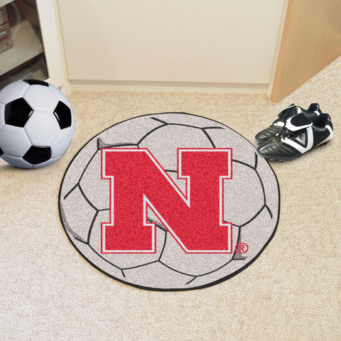 "Nebraska Soccer Ball 27"" diameter"