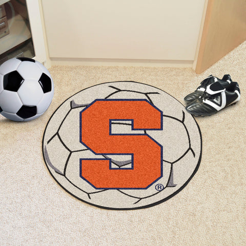 "Syracuse Soccer Ball 27"" diameter"