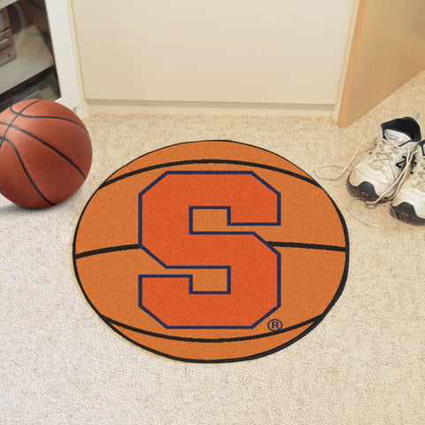 "Syracuse Basketball Mat 27"" diameter"