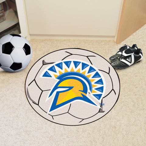 "San Jose State Soccer Ball 27"" diameter"