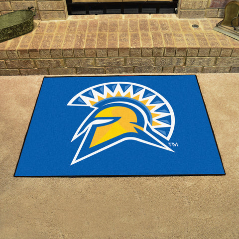 "San Jose State All-Star Mat 33.75""x42.5"""