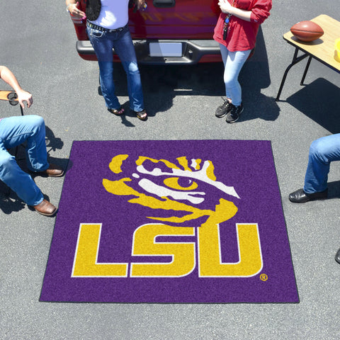 LSU Tailgater Rug 5'x6'