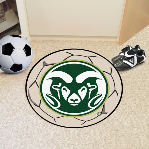 "Colorado State Soccer Ball 27"" diameter"