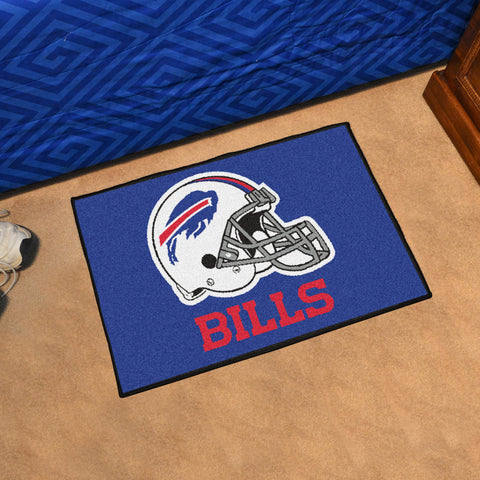"NFL - Buffalo Bills Starter Rug 19""x30"""