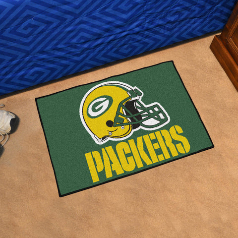 "NFL - Green Bay Packers Starter Rug 19""x30"""