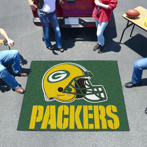 NFL - Green Bay Packers Tailgater Rug 5'x6'