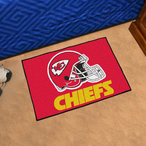 "NFL - Kansas City Chiefs Starter Rug 19""x30"""