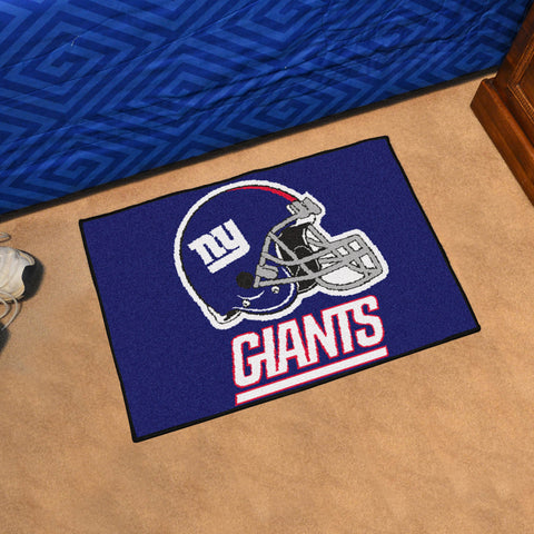 "NFL - New York Giants Starter Rug 19""x30"""
