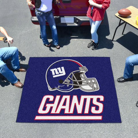 NFL - New York Giants Tailgater Rug 5'x6'