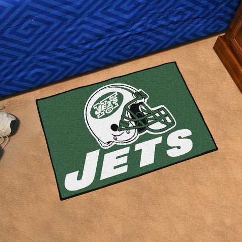 "NFL - New York Jets Starter Rug 19""x30"""