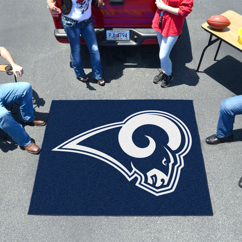 NFL - Los Angeles Rams Tailgater Rug 5'x6'