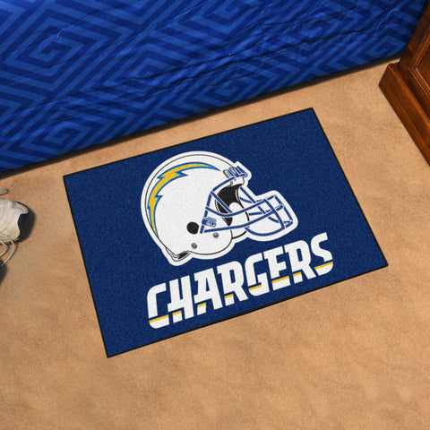 "NFL - Los Angeles Chargers Starter Rug 19""x30"""
