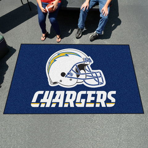 NFL - Los Angeles Chargers Ulti-Mat 5'x8'